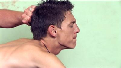 Lustful sex in jail